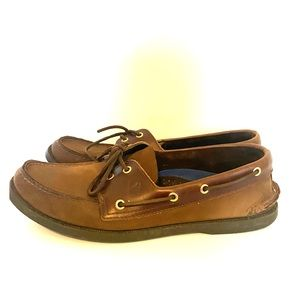 Sperry Top Siser Boat Shoes